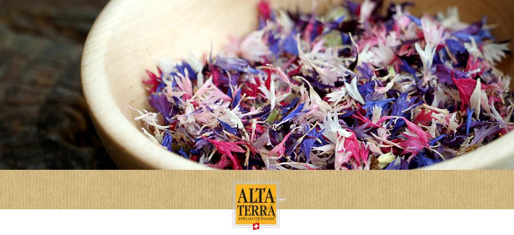 Alta Terra Essbare Blüten