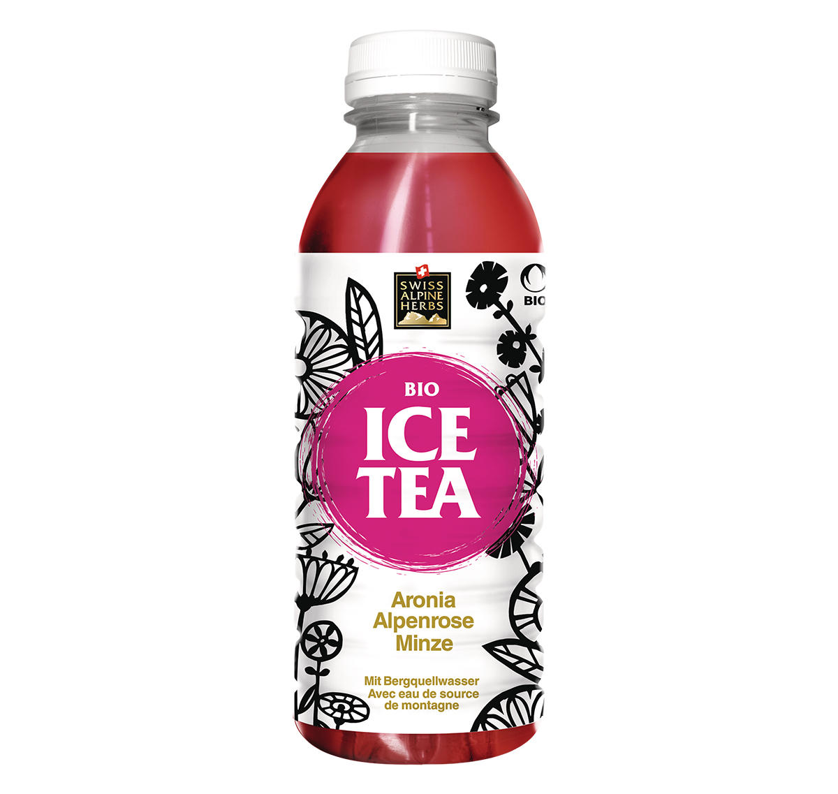 Ice Tea Alpenrose
