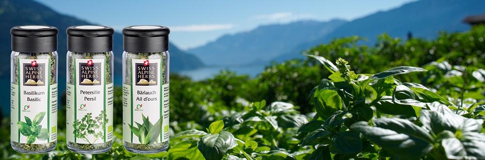 Swiss Alpine Herbs Gewürzkräuter sortenrein