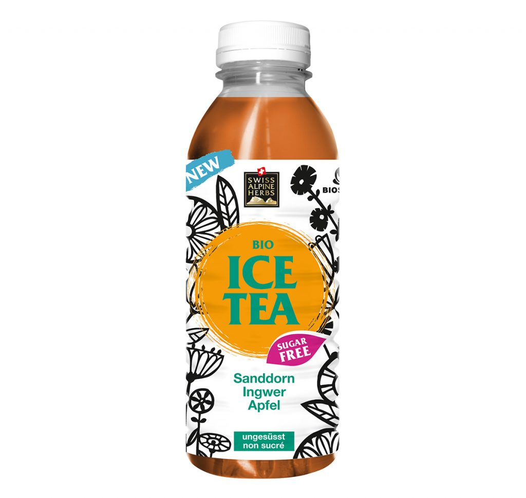 Ice Tea Sugar Free